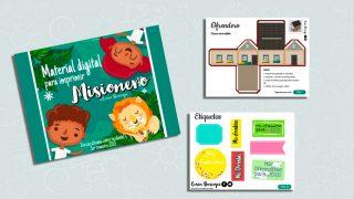 Misionero Digital para Imprimir | 3er Trimestre