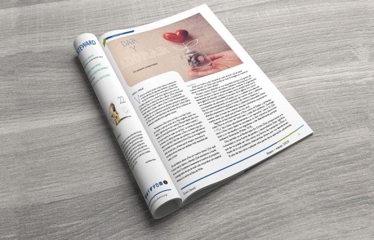 5# Revista Mayordomo Dinámico