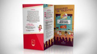 Folder: Concurso de Talentos | 25 Años Ministerio del Niño