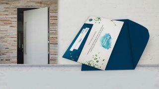 Invitación impresa | Matrimonios de Esperanza