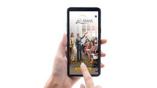 Imágenes p/ las redes sociales | Proyecto Maná 2020