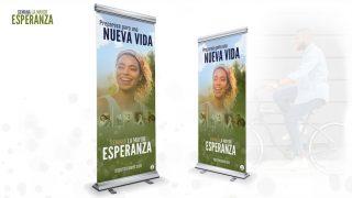 Banners 1×2  60×160 | Semana de la Mayor Esperanza 2020