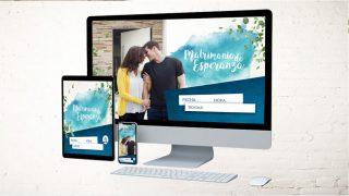 Imágenes p/ las redes sociales | Matrimonios de Esperanza