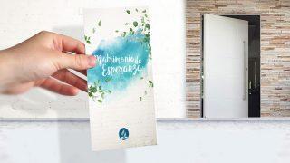 Tapa para un block de notas | Matrimonios de Esperanza