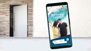 Invitación digital | Matrimonios de Esperanza