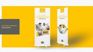 Banner: Un Nuevo Comienzo | Reencuentro 2020