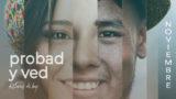 Videos <b>Noviembre</b> –  Probad y Ved 2020