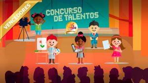 Vencedores – CONCURSO DE TALENTOS | 25 años Ministério del Niño