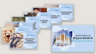 PPT Sermonario Mensual de Mayordomía Cristiana 2021