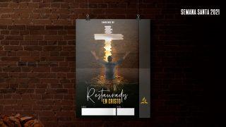Afiche | Semana Santa 2021