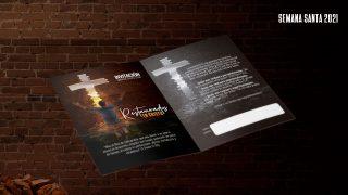 Invitación | Semana Santa 2021