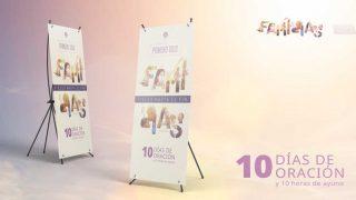 Banner: 10 Días de Oración 2021