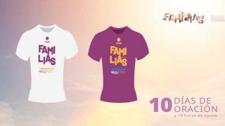 Camisetas: 10 Días de Oración 2021