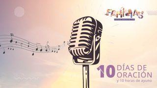 Tema Musical: Música + Playback | 10 Días de Oración 2021