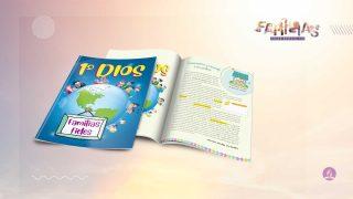 Revista Infantil: 10 Días de Oración y Jornada Primero Dios 2021