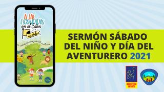 PDF – Sermón sábado del niño y día del Aventurero