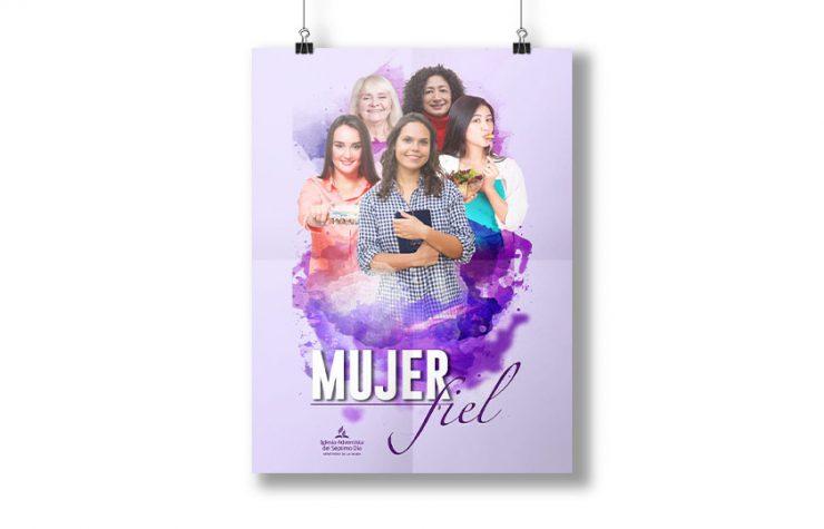 Afiche   Mujer Fiel
