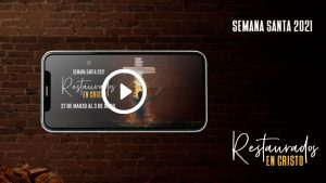 Tema Musical: Video Lyric | Semana Santa 2021