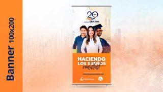 Banner Delgado Vertical | Sueña en Grande 2021