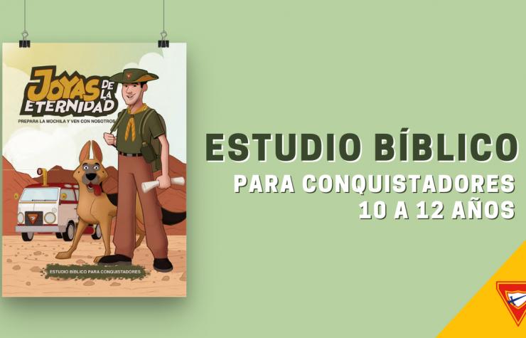 PDF – Estudio Bíblico Conquistadores – Joyas de la eternidad