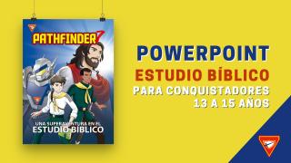 PPT | Estudio biblico Pathfinder 7