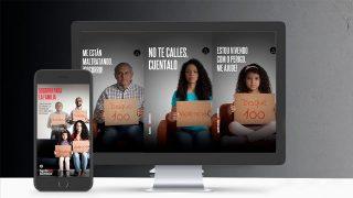 Imágenes p/ las redes sociales | Basta de Silencio 2021