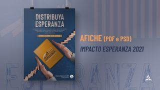 Afiche | Impacto Esperanza 2021