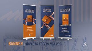 Banners | Impacto Esperanza 2021