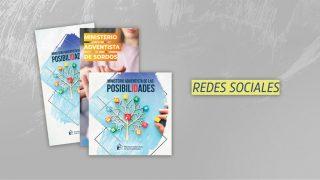 Materiales de redes sociales – Ministerio de las Posibilidades