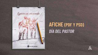 Afiche – Día del Pastor 2021