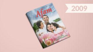 Revista AFAM – 2º Trimestre 2009