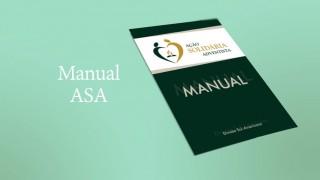 Manual da ASA 2016
