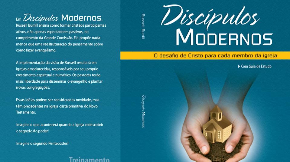 Livro: Discípulos Modernos
