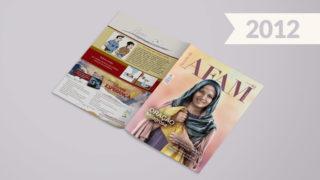 Revista AFAM 1º Trimestre 2012