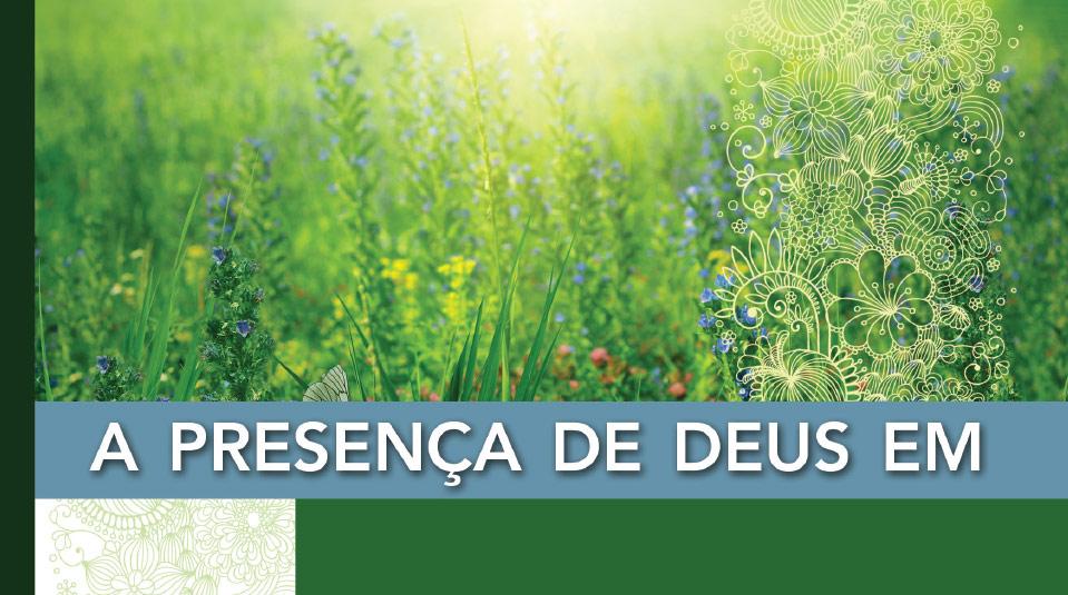 Apostila – A presença de Deus em minha vida 2012