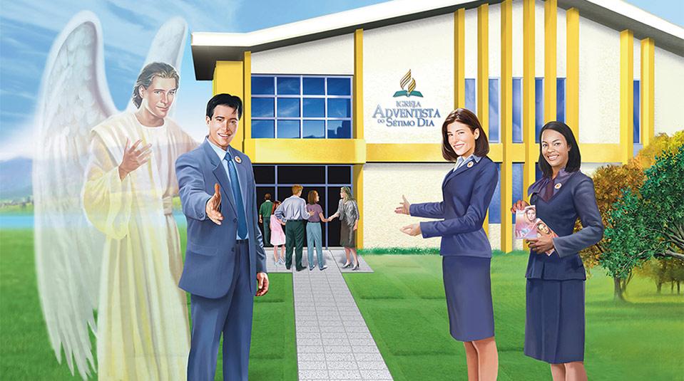 Caderno de recepção: Ministério da Recepção 2012