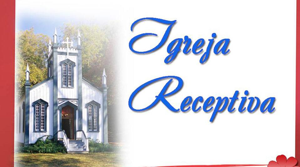 Igreja Receptiva: Ministério da Recepção 2012