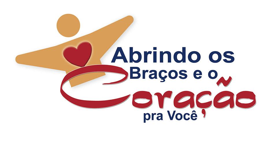 Logotipo: Ministério da Recepção 2012