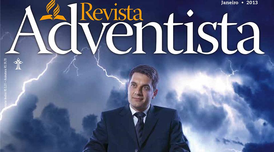 Revista Adventista: Janeiro 2013