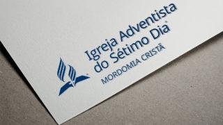 Logo: Ministério da Mordomia