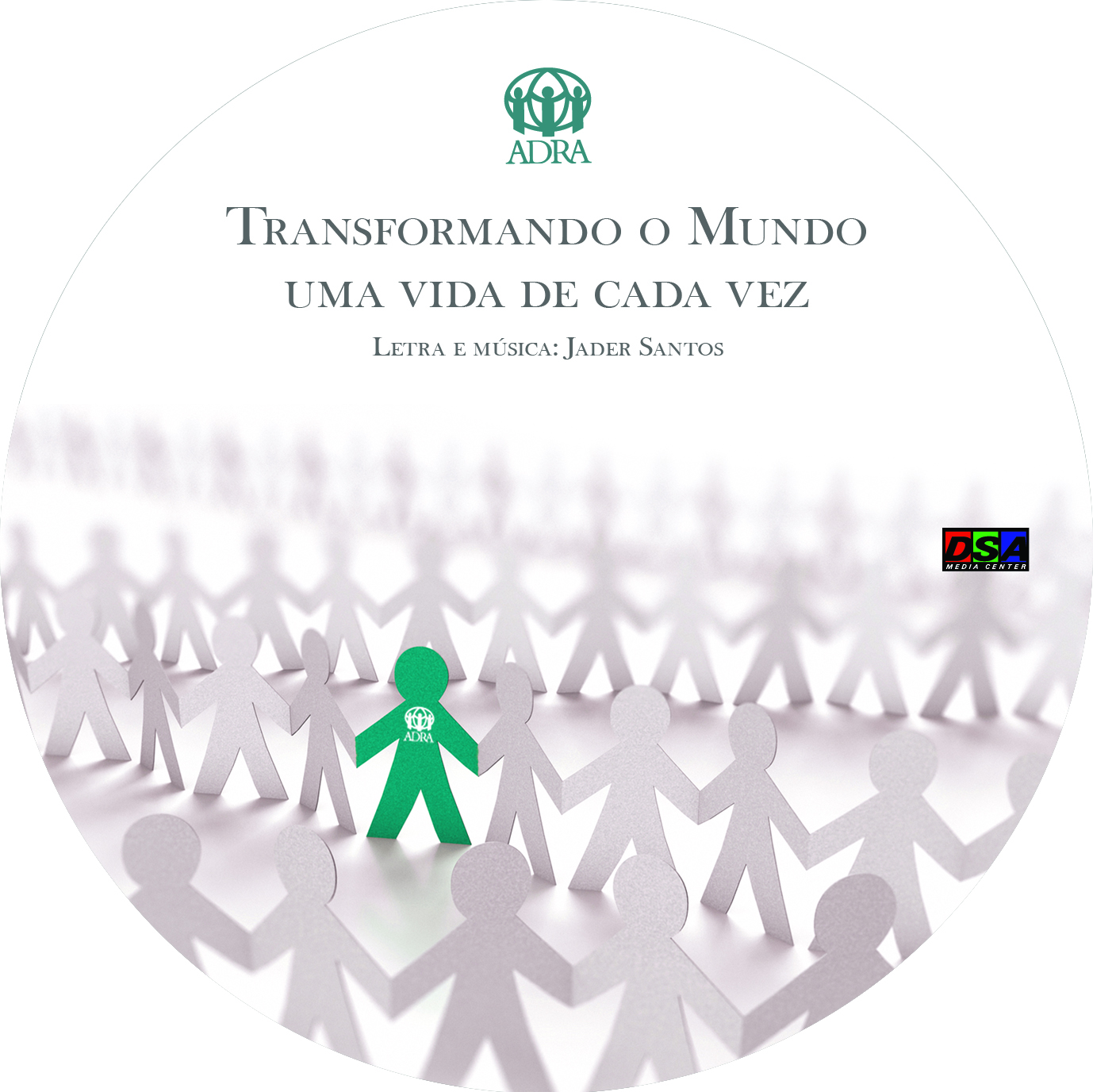 ADRA - Transformando o Mundo (Label)