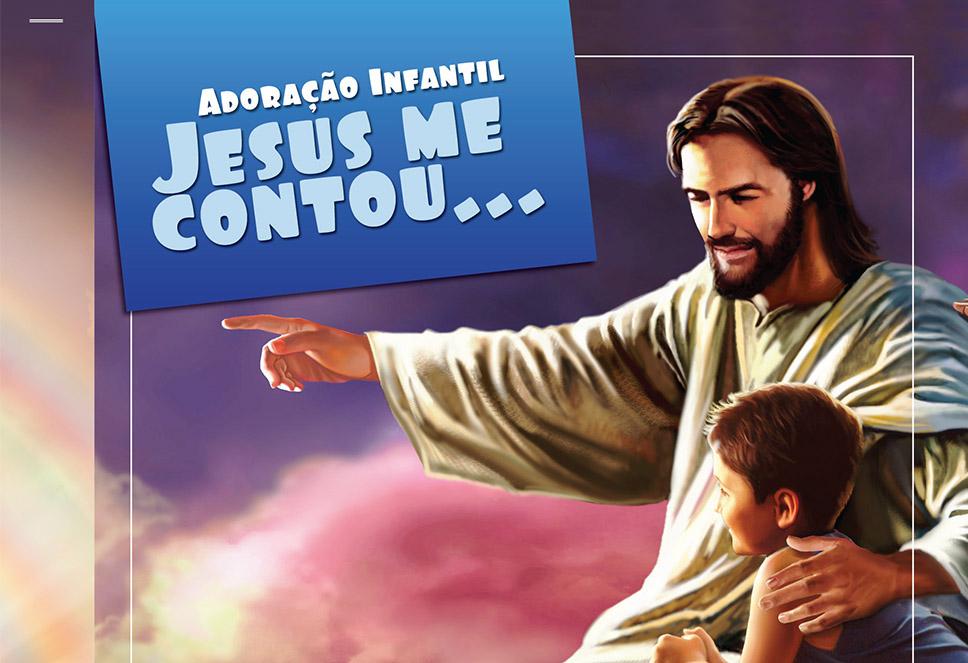 Livreto: Adoração Infantil 2012