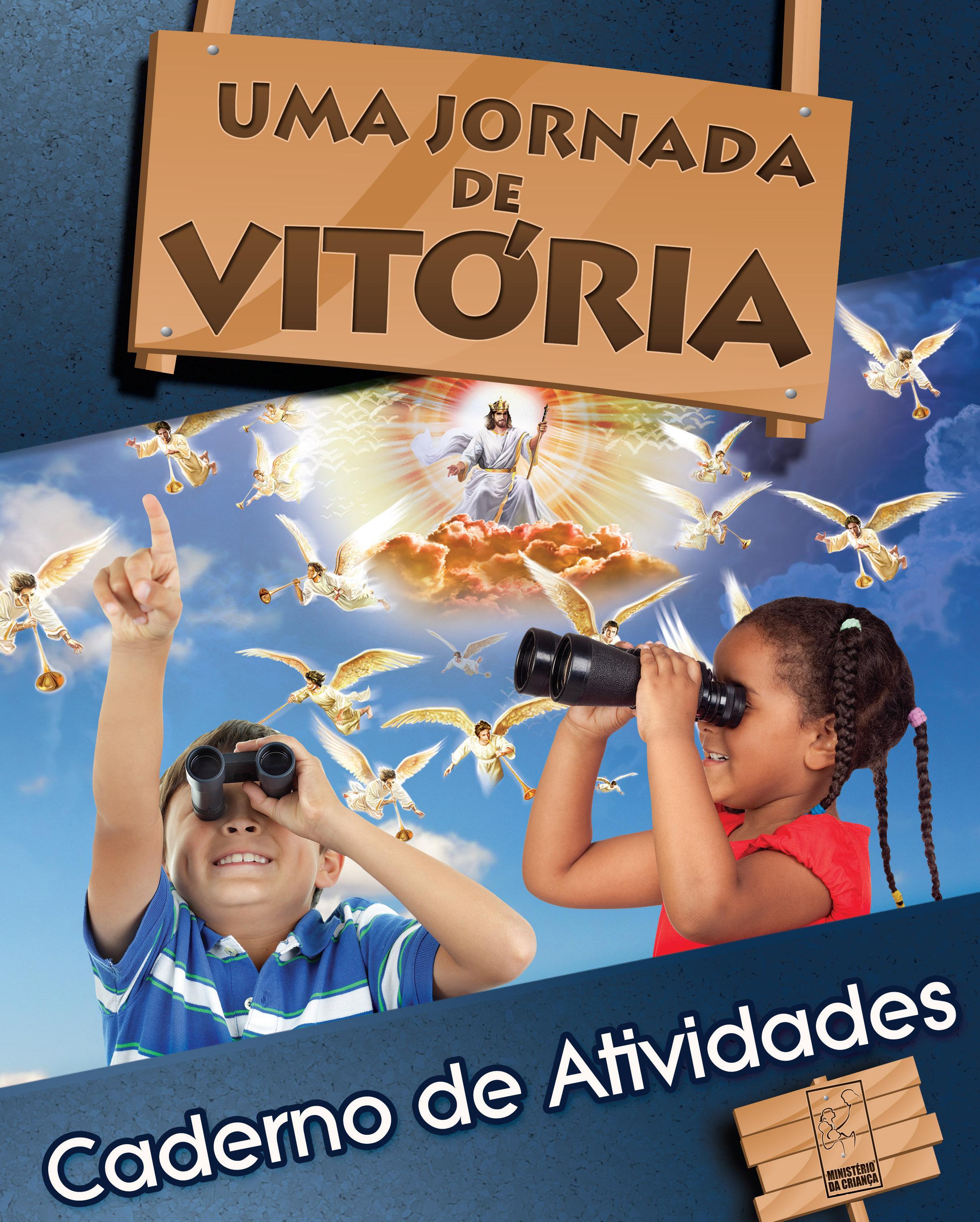 Caderno de atividades: Adoração Infantil – 2013
