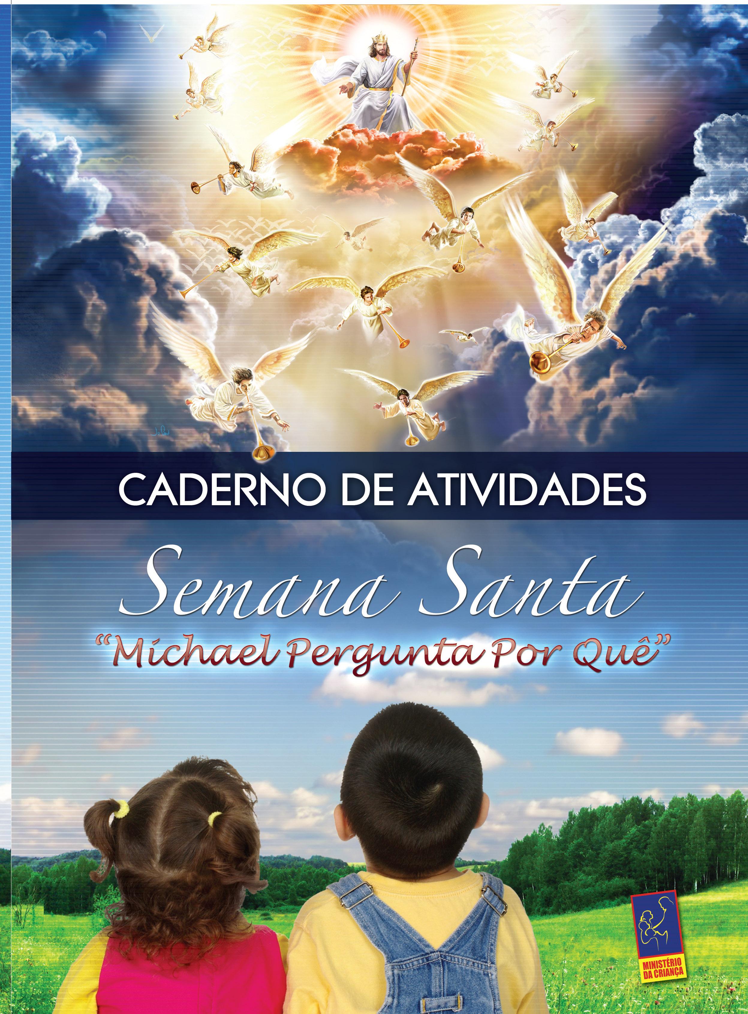Caderno de Atividades da Semana Santa Infantil – 2012