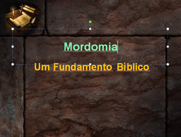 Sermão: Mordomia – Um Fundamento Bíblico