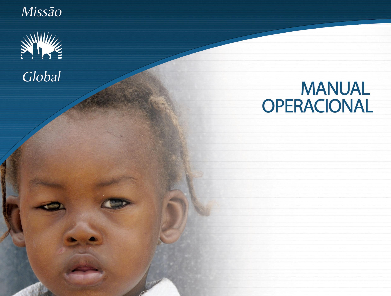 Manual Operacional – Missão Global