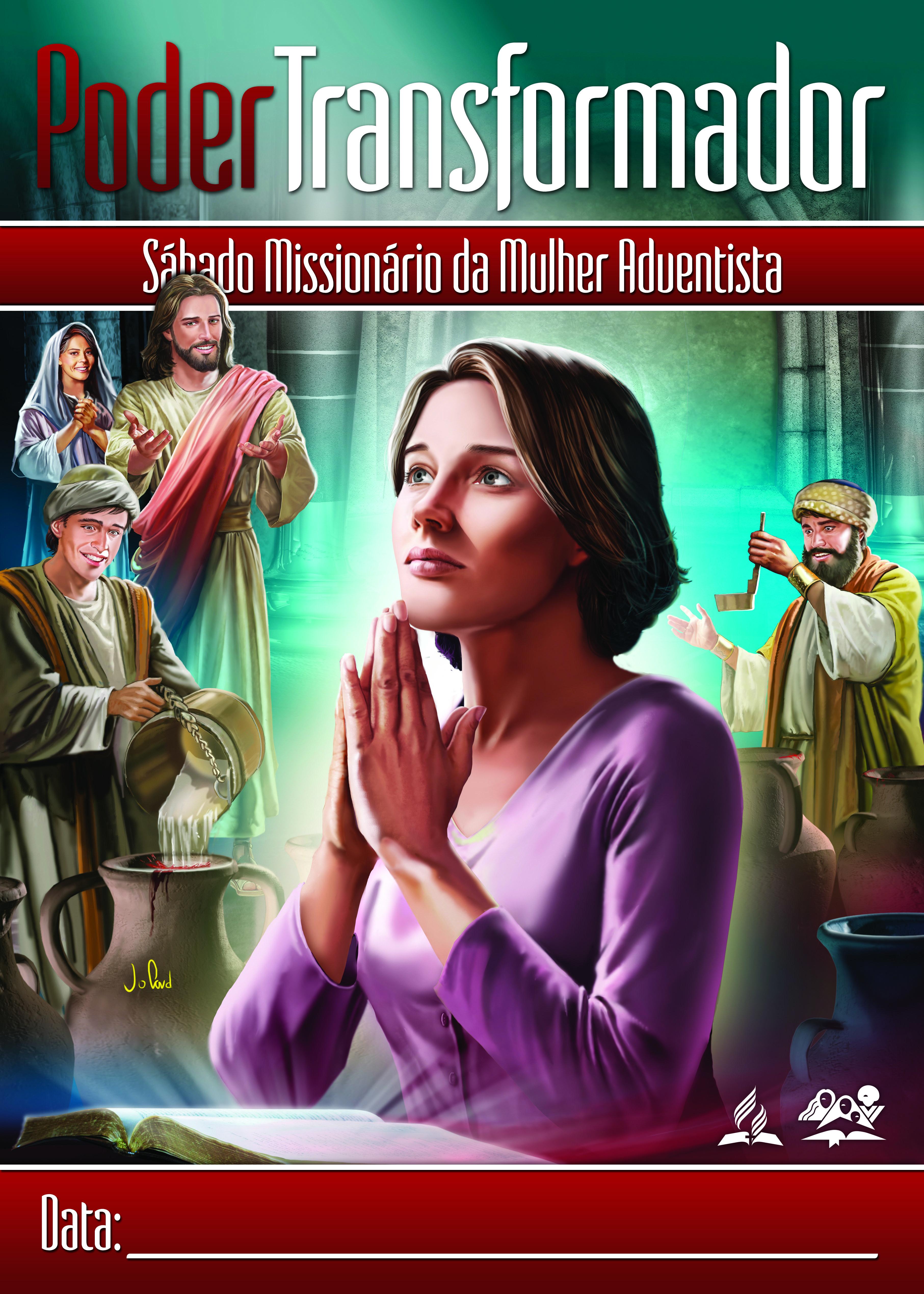 Sábado Missionário 2013 – Folheto