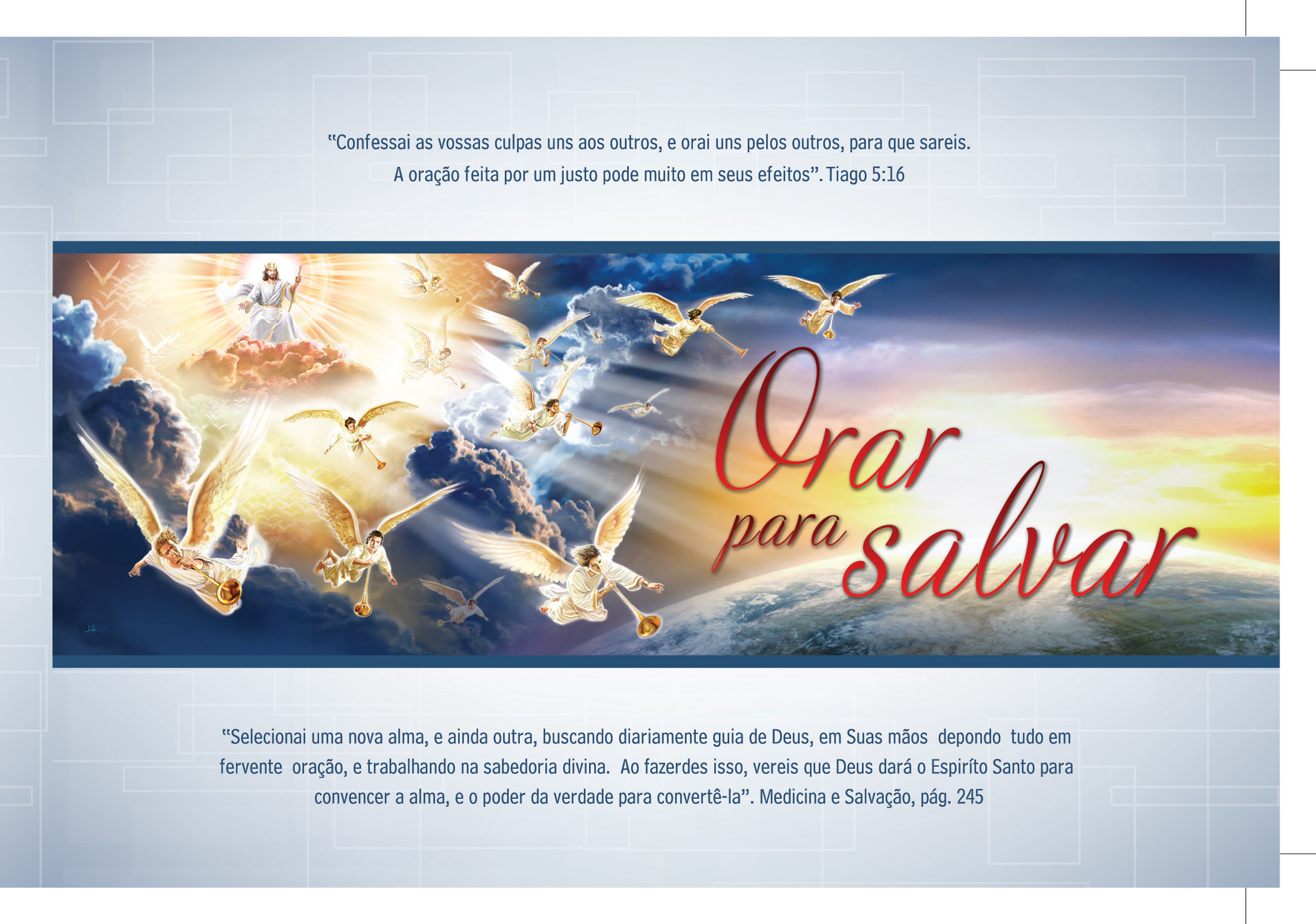 Agenda da oração amigos de esperança – 2012