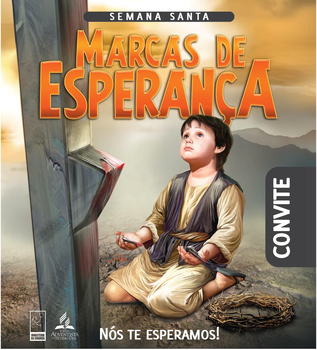 Convite: Semana Santa infantil – 2013