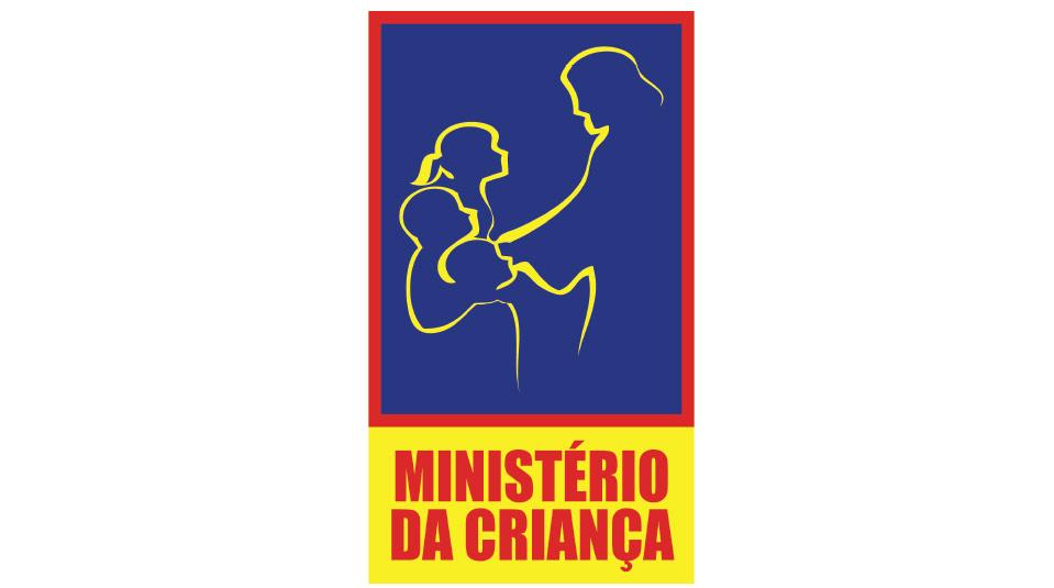 Logo: Ministério da criança